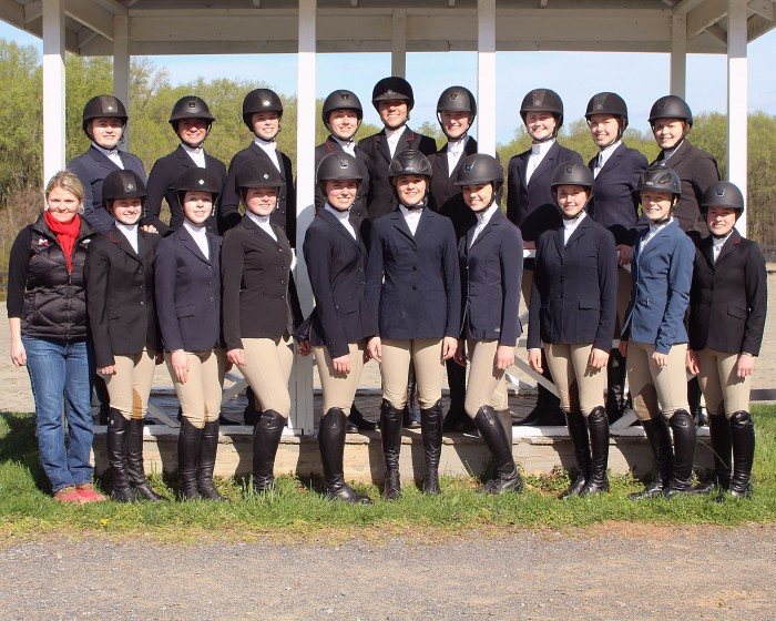Equestrian The Madeira School